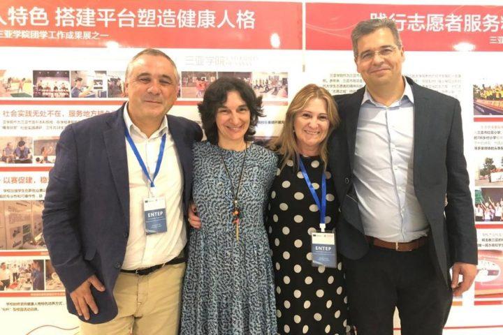 ENTEP promove melhoria do ensino na Educação Superior na Rússia e China