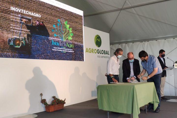 Adesão a centro nacional para a Inovação Tecnológica do Setor Agroflorestal
