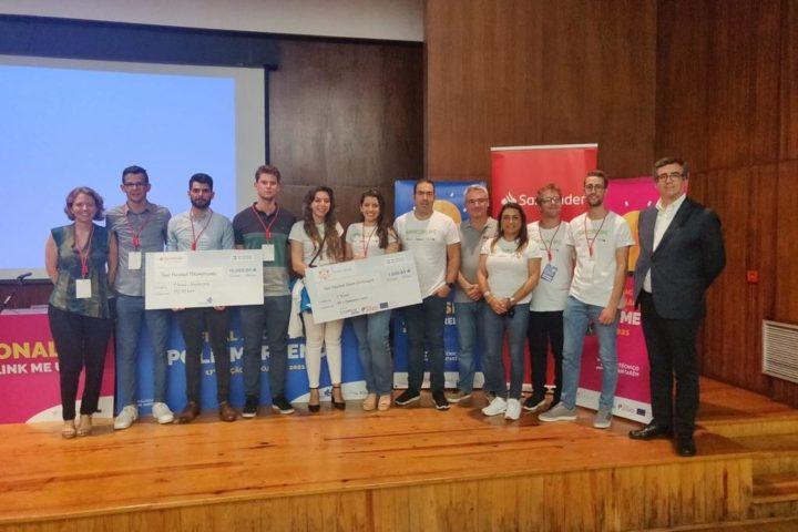 Politécnico de Coimbra vence Concurso Poliempreende nacional